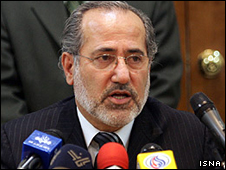 Iraq's National Security Advisor Dr. Mowaffak al Rubaie